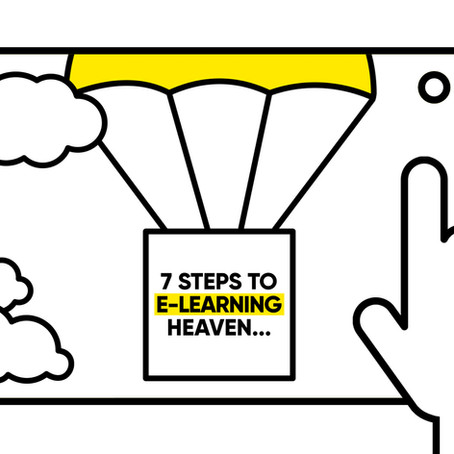 7 steps to e-learning heaven