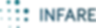 INFARE colour logo - transparent backgro