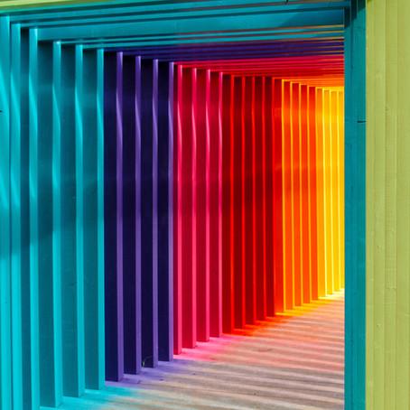 The B2B Rainbow: How Colour Choice Affects Brand Perception