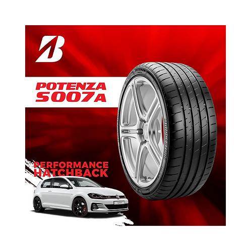 215/45R17 Bridgestone S007A