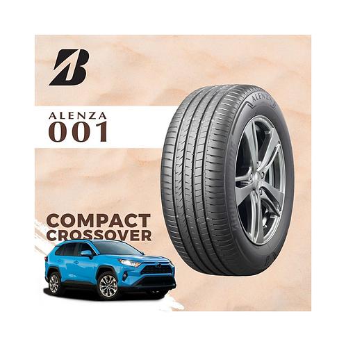 225/60R17 Bridgestone Alenza AL001