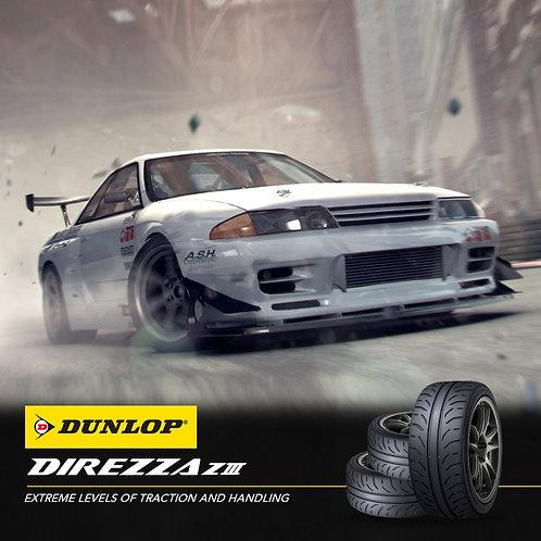 235/40R18 Dunlop DIREZZA ZIII 91W JP