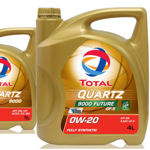 Total Synthetic Engine Oil 0W20