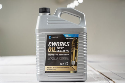 CWorks Synthetic Engine Oil 5W40