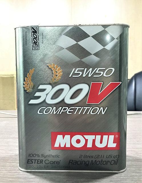 4L Motul 300V 15W50