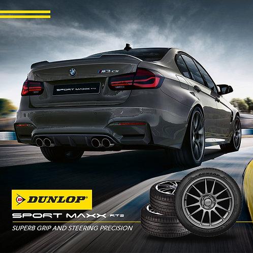 225/40R18 Dunlop SP Sport Maxx RT 2 XL MFS 92Y EU