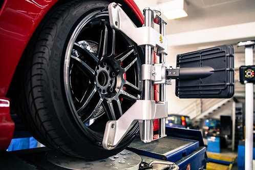 Wheel Alignment - Audi