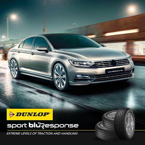 195/55R16 Dunlop BluResponse 91V EU