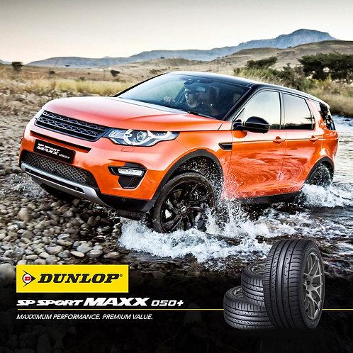 225/55R18 Dunlop SP Sport Maxx 050+  102Y Japan