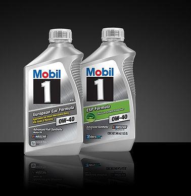 0W 40 oil viscosity Mobil 1 european for