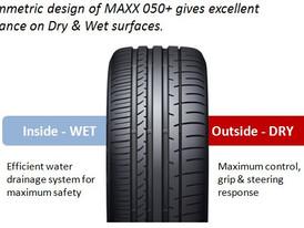 Dunlop SP Sport Maxx 050+ - Made in Japan!