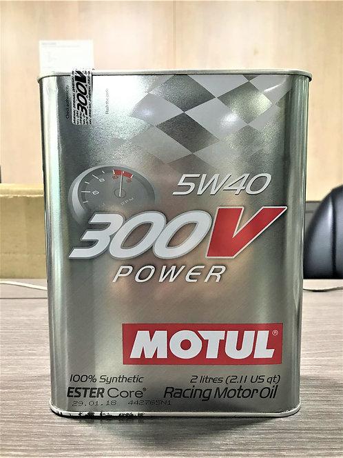 4L Motul 300V 5W40