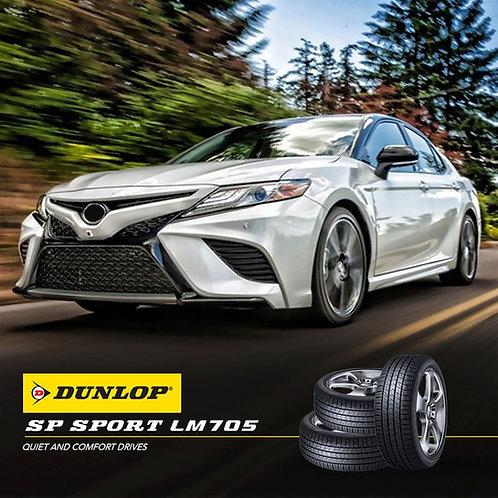 225/45R17 Dunlop LM705 94W Japan