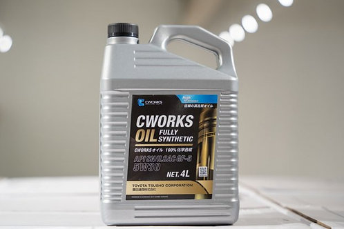 CWorks Synthetic Engine Oil 5W30