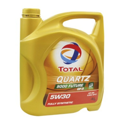 Total Synthetic Engine Oil 5W30