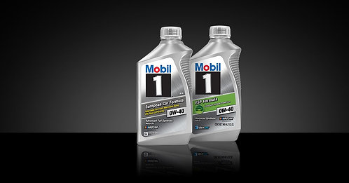 4L Mobil 0W40 Synthetic Engine Oil