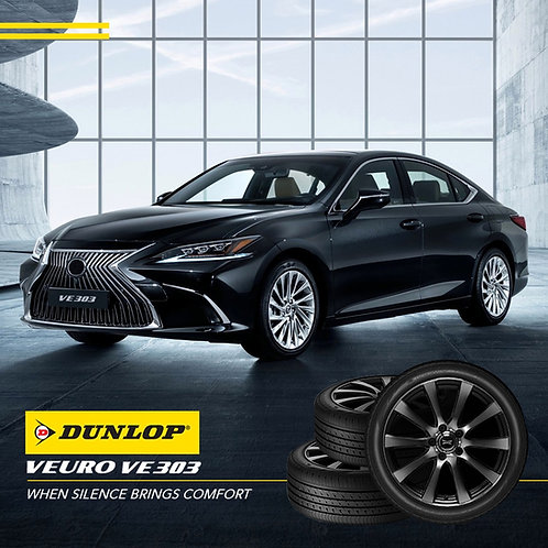 215/55R17 Dunlop VE303 94W Japan