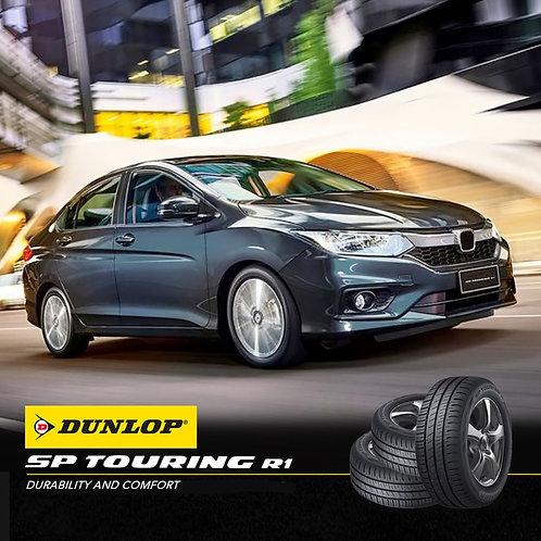 185/55R15 Dunlop SP Touring R1L 82H Thailand