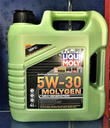 4L Liqui Moly 5W30 Molygen