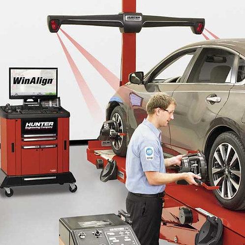 Wheel Alignment - Honda