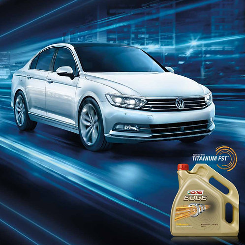 Castrol Synthetic Engine Oil 5W40
