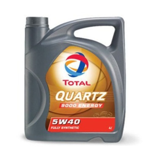Total Synthetic Engine Oil 5W40