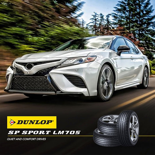 205/55R16 Dunlop LM705 91V Japan