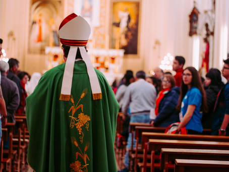 LIFTING THE DISPENSATION FROM THE OBLIGATION TO ATTEND MASS