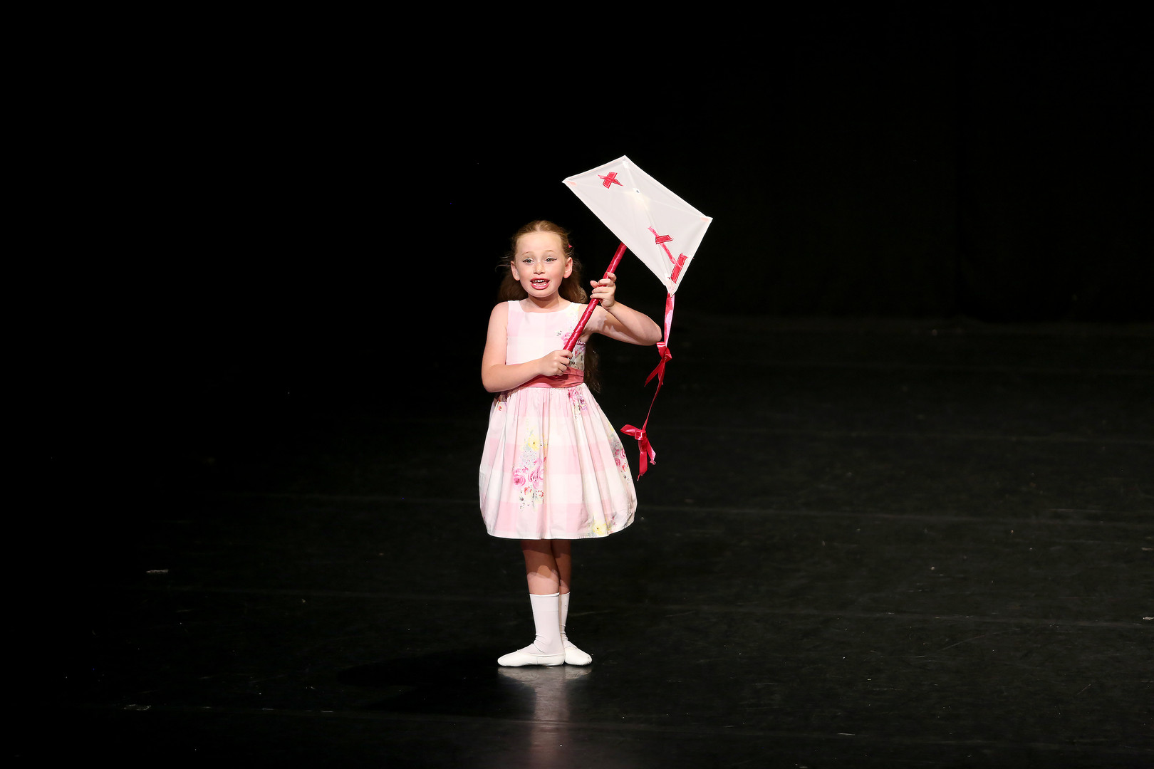 D'Lainie, Age 6