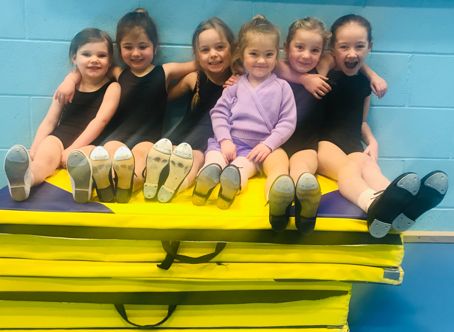 Little Tappers!