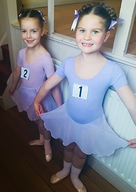 RAD Primary BAllet Exam