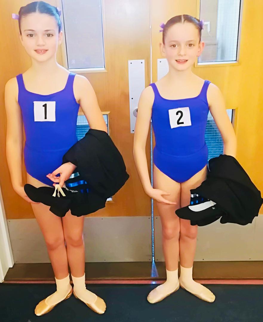 RAD Grade 2 Ballet Exam