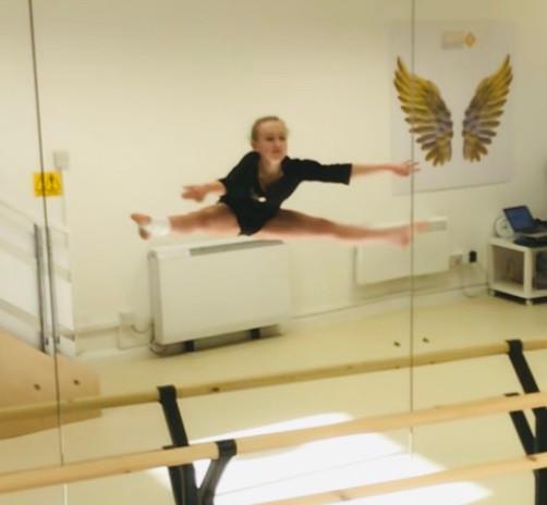 Leaps & Turns