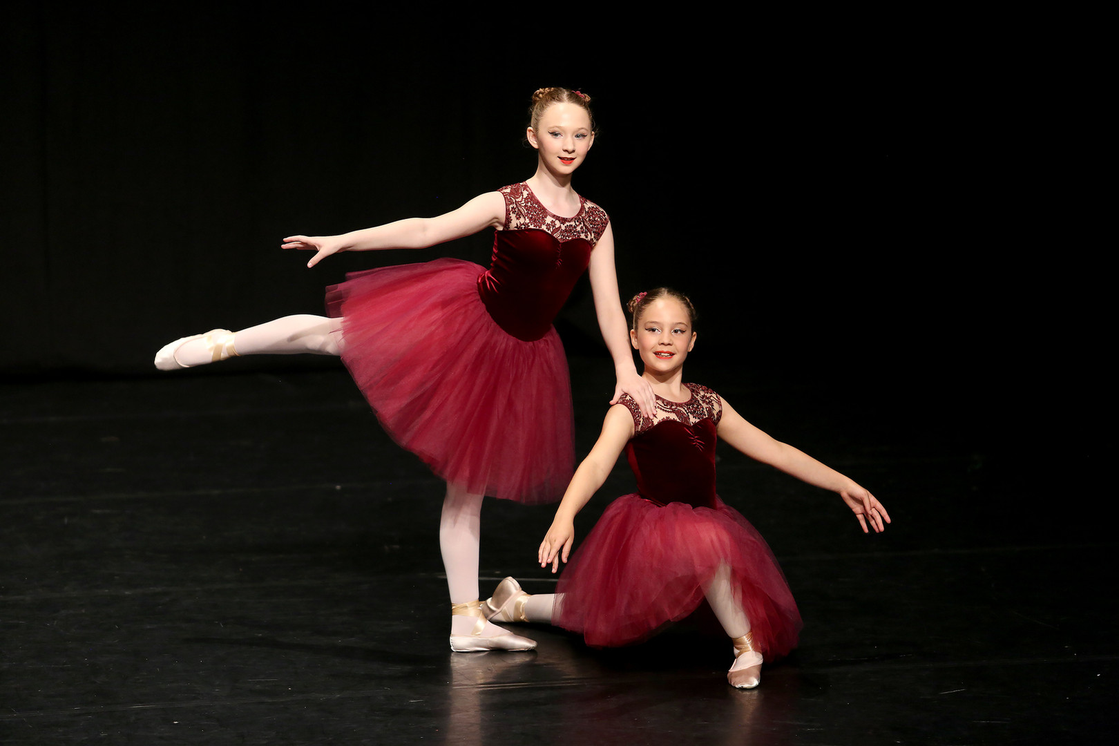 Milly & Imogen, Age 11