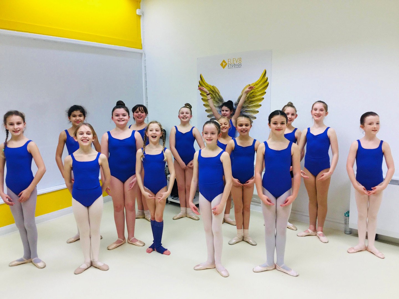RAD Ballet - Grade 2