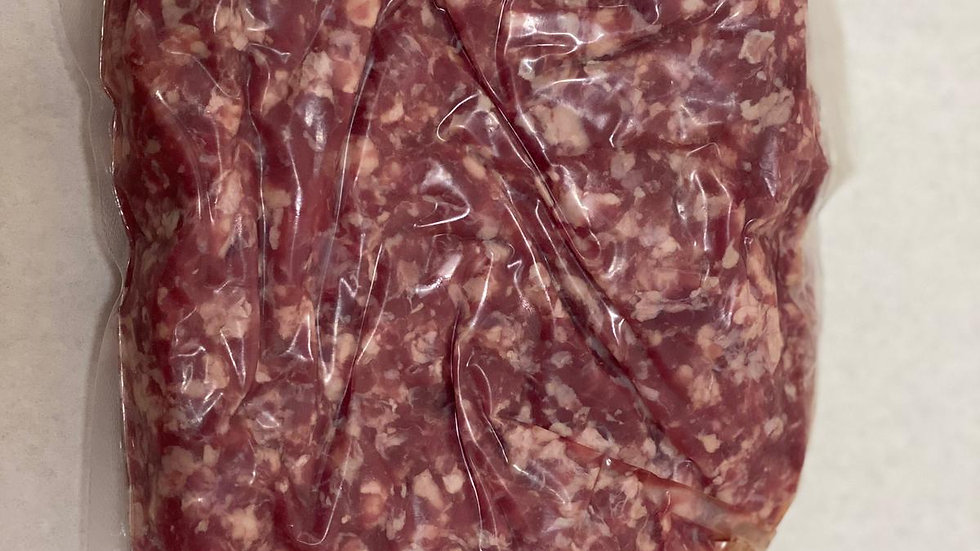 500gram pack of 5% lean mince