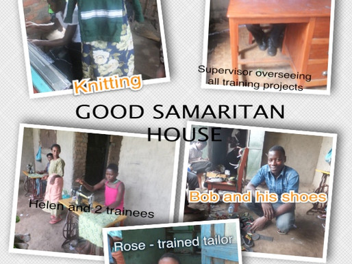 Good Samaritan House – September 2014