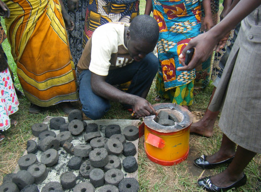 Briquettes – fired with enthusiasm (Oct 2013)