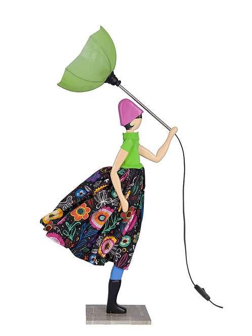Lamp Chloe in the wind