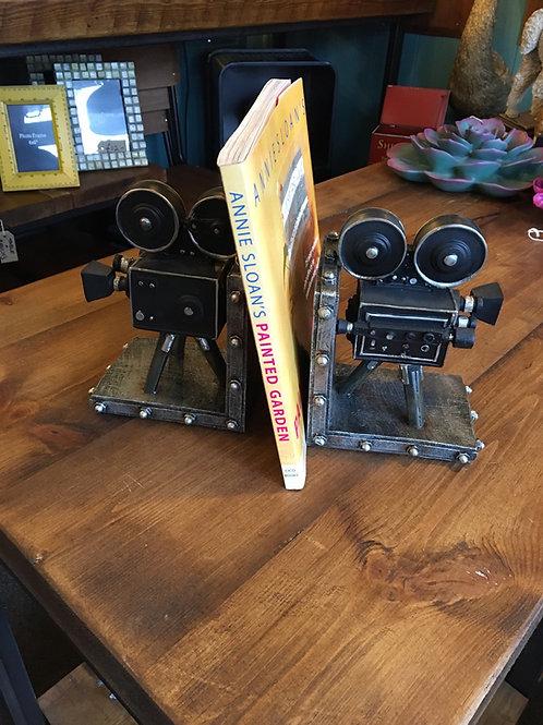 Bookend cameras
