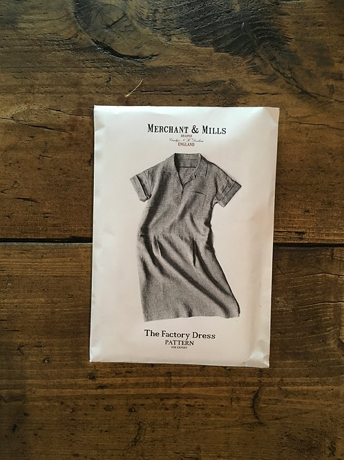 Merchant & Mills, The factory dress