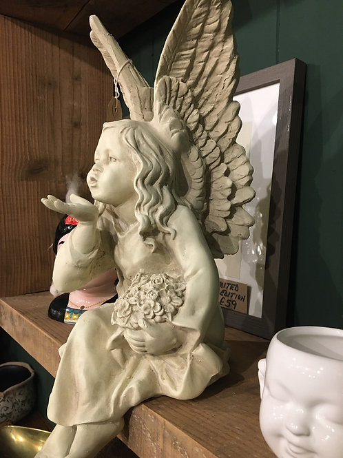 Kissing Angel