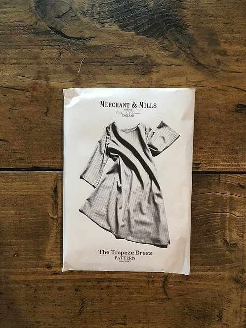 Merchant & Mills, The trapeze dress
