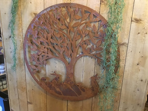 Countryside tree of life
