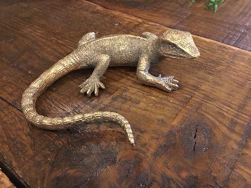 Lizard (gold)