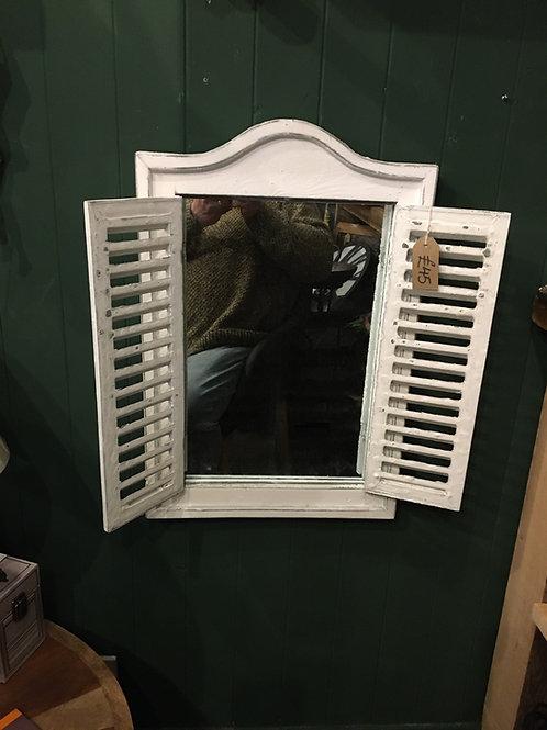 Mirror shutter
