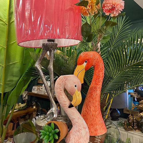 Flamingo vase small