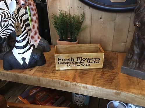 Box Covent Garden flowers