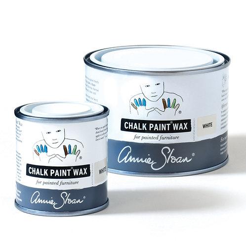 Chalk Paint White Wax