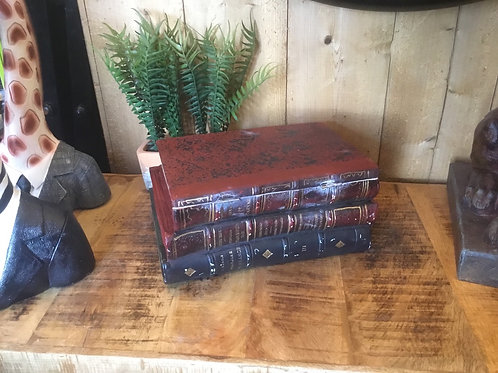 Book storage box was £65